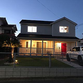 女性27歳の家族暮らし3LDK、自由設計に関するsatohamuさんの実例写真