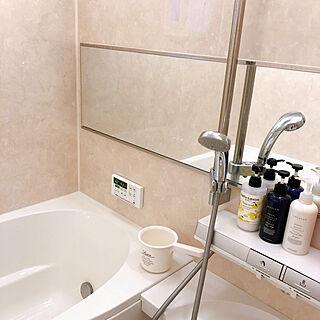 LIXILのお風呂/お風呂掃除/大掃除始めました/大掃除/浴室掃除...などのインテリア実例 - 2019-10-28 18:55:45