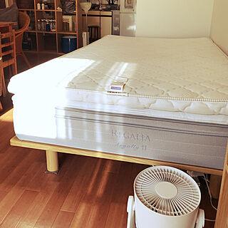 女性一人暮らし1R、快眠に関するyuki3noriさんの実例写真