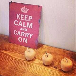 、リンゴに関するさんの実例写真