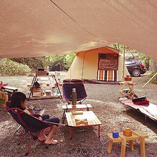 部屋全体/キャンプ/キャンプ部/campのインテリア実例 - 2015-06-01 08:09:06