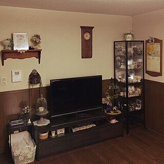 女性家族暮らし4LDK、ハンドメイド アイアン家具に関するyurikaさんの実例写真
