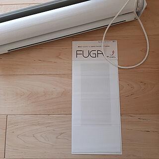 リビング/カーテン/調光ロールスクリーン/3D/無垢の床...などのインテリア実例 - 2019-03-29 00:14:49
