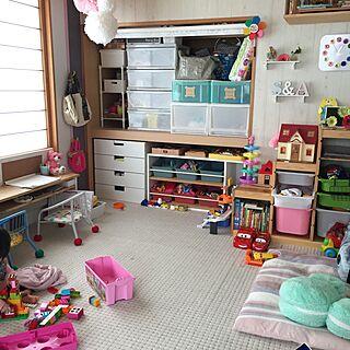 押入れ収納の人気の写真(RoomNo.2354912)