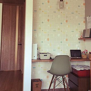 PCデスク/snoopy/PEANUTS 壁紙/Peanuts/ワークスペース...などのインテリア実例 - 2018-08-14 17:54:37