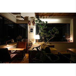 男性3LDK、tableに関するYUHeさんの実例写真