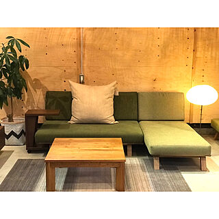 sabisabi/自然素材/ナラ材/無垢材家具/テーブル...などのインテリア実例 - 2019-10-26 15:55:13