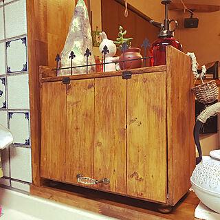 キッチン/DIY/100均/セリアのインテリア実例 - 2017-12-01 18:38:09