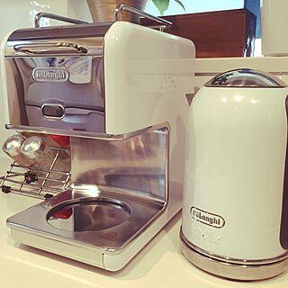 キッチン/coffee machine/インテリアのインテリア実例 - 2015-12-12 18:14:31