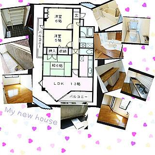 女性37歳の家族暮らし3LDK、いいね!フォローありがとうございますに関するyukinkoさんの実例写真