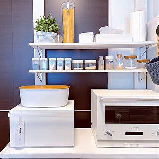 バルミューダ/DIY棚/2×4材/2×4/詰め替え容器...などのインテリア実例 - 2021-03-30 20:28:50
