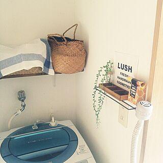 、洗濯機回りに関するさんの実例写真
