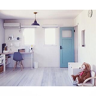 部屋全体/収納/北欧インテリア/IKEA/シンプルな暮らし...などのインテリア実例 - 2017-09-19 10:02:48