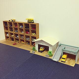 男性32歳の、おもちゃ収納に関するmitsuさんの実例写真