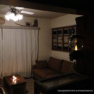 、夜の部屋に関するさんの実例写真
