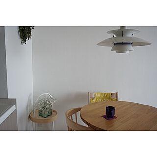 DIYテーブル/PH5/こどもと暮らす。/IG→tu___san_uoxou/IKEA...などのインテリア実例 - 2021-02-07 17:57:41