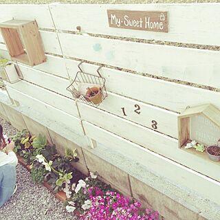 部屋全体/DIY/ガーデニング/ナチュラル/カフェ風...などのインテリア実例 - 2016-05-01 07:37:12