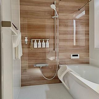 シンプル/お風呂/浴室/バスルーム/TOTOサザナ...などのインテリア実例 - 2020-08-26 15:28:30