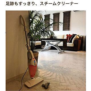 クッション/RoomClip mag/お掃除道具/スチームクリーナー/リゾートホテル...などのインテリア実例 - 2019-04-12 11:11:19