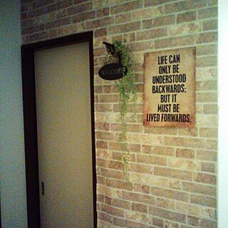 女性42歳の家族暮らし3DK、扉どうしようかなに関するRabbitさんの実例写真