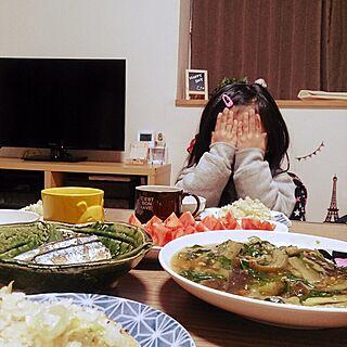 女性32歳の家族暮らし3LDK、手抜きご飯に関するmaa...さんの実例写真