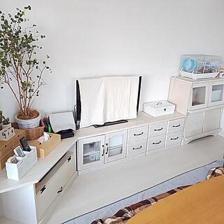 女性家族暮らし3LDK、ナチュラル キッチンに関するflannel.さんの実例写真