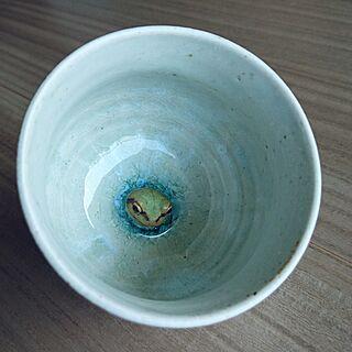 リビング/frog/陶器のインテリア実例 - 2016-07-20 10:37:47