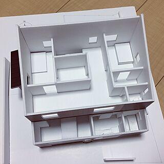 建築模型/我が家/今建ててるのインテリア実例 - 2017-06-25 21:25:28