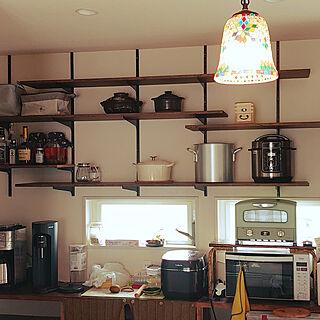 キッチン/DIY/照明のインテリア実例 - 2020-11-20 14:35:55