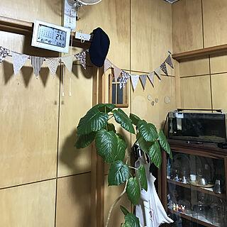 女性52歳の家族暮らし3DK、電波時計に関するmisamisa1113さんの実例写真