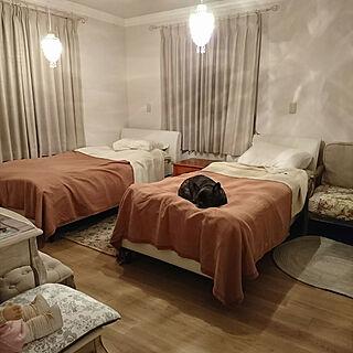 ベッド周り/ホテルライク/レガリア/ベッド/マットレス...などのインテリア実例 - 2020-10-17 23:10:28