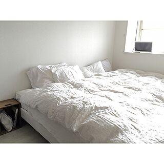 女性28歳の家族暮らし1LDK、国産ひのきベッドに関するnanoさんの実例写真
