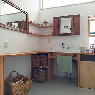 女性38歳の家族暮らし、一軒家に関するkazuyosi35nさんの実例写真