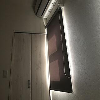 女性33歳の家族暮らし3LDK、白いベッドの写真が見たいに関するMaikoさんの実例写真
