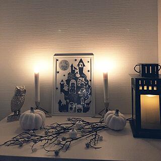 家族暮らし、IKEA ランタンに関するiranさんの実例写真