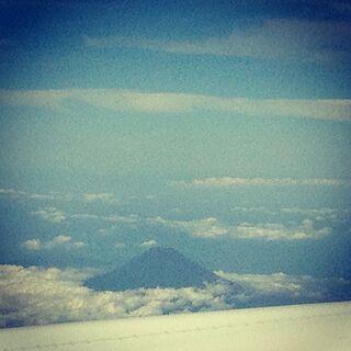 東京に行って来ました♪/富士山のインテリア実例 - 2013-09-23 06:27:18