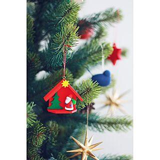 リビング/オーナメント/クリスマスオーナメント/クリスマスツリー/クリスマス...などのインテリア実例 - 2015-11-16 17:10:34