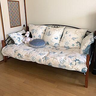 ソファーベッドの人気の写真(RoomNo.2782017)