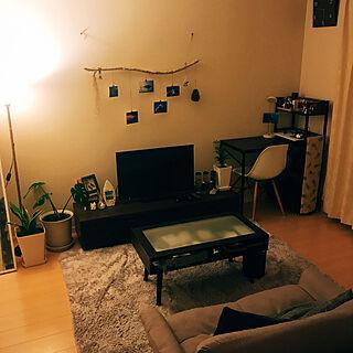 女性29歳の一人暮らし1R、エアプランツの部屋に関するa0223nさんの実例写真