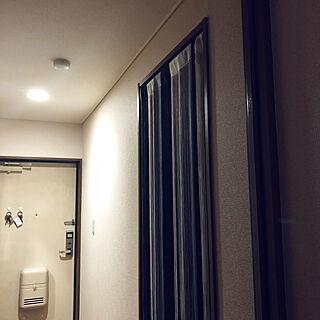 女性27歳の家族暮らし2LDK、ひもに関するchikapiさんの実例写真