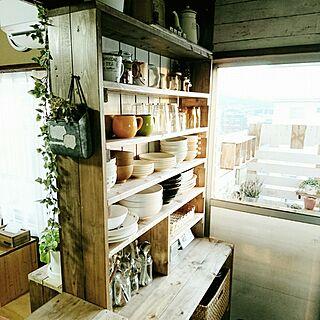 食器棚DIYの人気の写真(RoomNo.2300385)