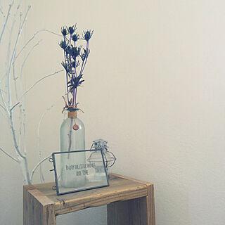 女性38歳の家族暮らし、Lounge 一軒家に関するkazuyosi35nさんの実例写真