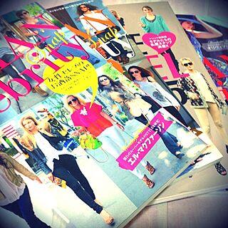 雑誌/ファッション雑誌のインテリア実例 - 2013-11-02 13:39:11