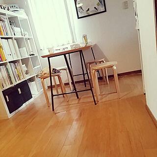 部屋全体/IKEA/無印良品のインテリア実例 - 2021-07-08 22:13:46