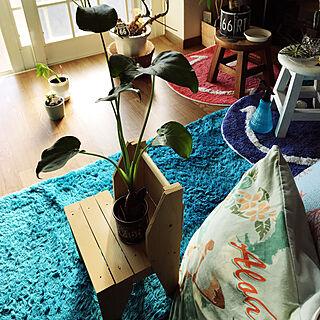女性家族暮らし2LDK、イイね♡ありがとうございます!に関するyuさんの実例写真
