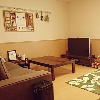 部屋全体のインテリア実例 - 2017-04-27 13:34:01
