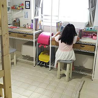 女性家族暮らし3LDK、ショップカードに関するflannel.さんの実例写真