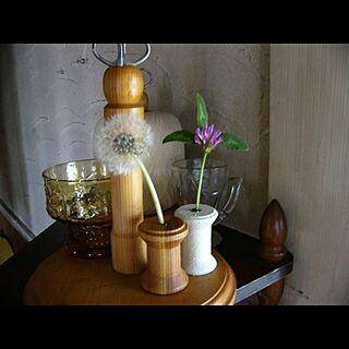 棚/デザイン雑貨/糸巻き/スプール/DIY...などのインテリア実例 - 2015-01-11 13:10:25