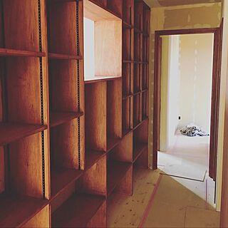 その他の、、家族住まいの「棚」についてのインテリア実例