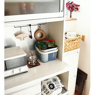 女性家族暮らし、IKEA 食器に関するyunohaさんの実例写真